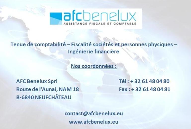 AFC BENELUX - 6840 NEUFCHATEAU