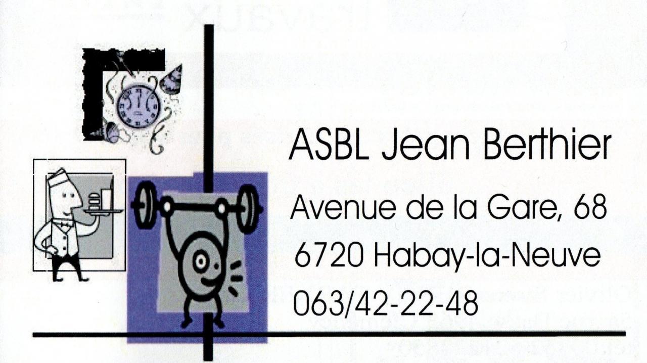 ASBL Jean Berthier - Habay