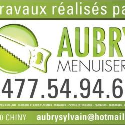 AUBRY MENUISERIE - CHINY