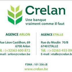 Banque CRELAN ARLON et ETALLE
