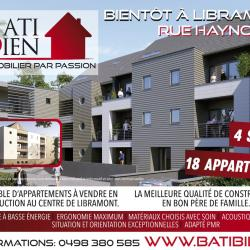 BATIBIEN Immobilier - LIBRAMONT
