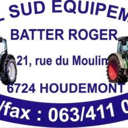 Batter Roger - SPRL SUD EQUPEMENT HOUDEMONT