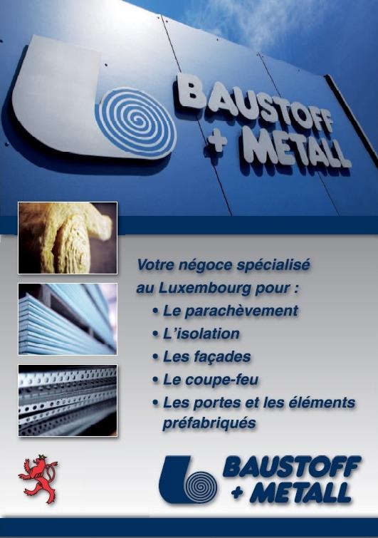 BAUSTOFF+METAL