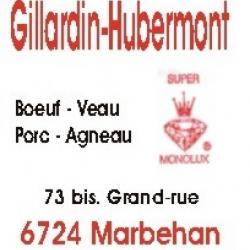 Boucherie Gillardin - MARBEHAN.