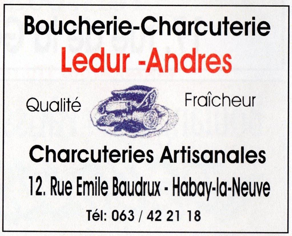 Boucherie LEDUR - Habay-La-Neuve
