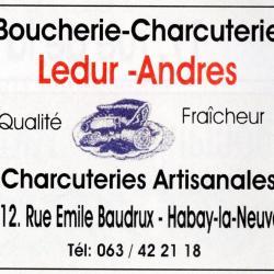 Boucherie LEDUR - Habay