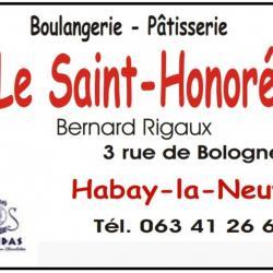 Boulangerie Le Saint-Honoré - Habay-La-Neuve