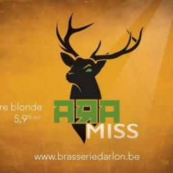 Brasserie d'Arlon - Bière ARAMISS