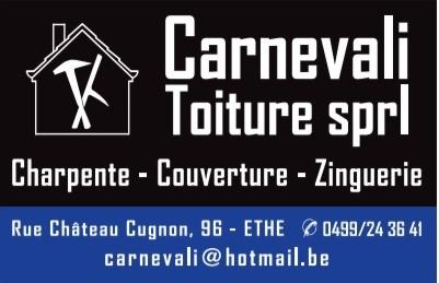 Carnevali Toiture sprl - Ethe