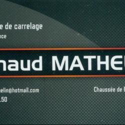 Carrelage Arnaud Mathelin - Longlier