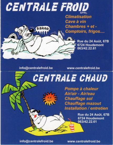Centrale Froid - Centrale Chaud Houdemont