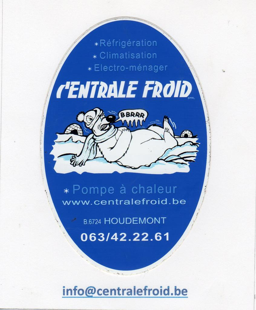 Centrale Froid HOUDEMONT