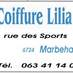 Coiffure Lilla - MARBEHAN
