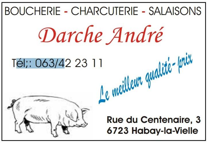 Darche André - Boucherie-Charcuterie-Salaisons - Habay-La-Vieille