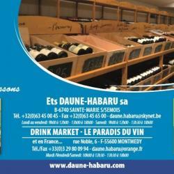 Daune-Habaru - Drink Market - Le Paradis du vin