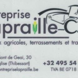Entreprise Lapraille - Thibessart