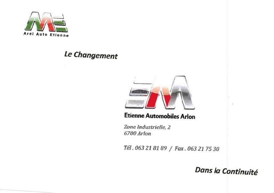 Etienne Automobiles - Arlon