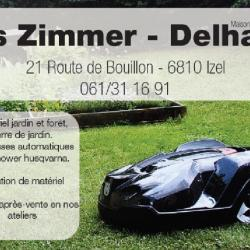 Ets ZIMMER-DELHAYE  IZEL