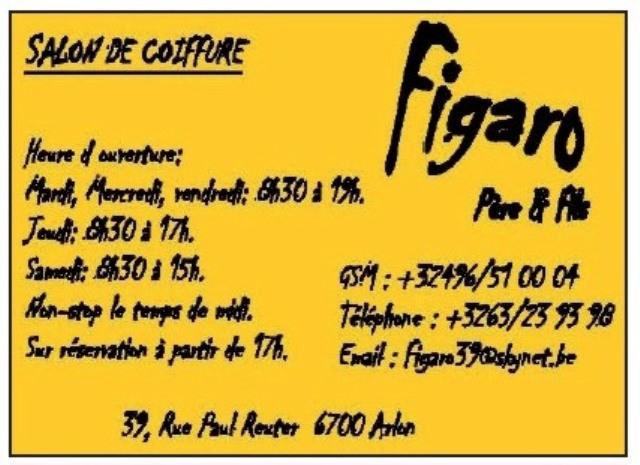 FIGARO coiffure - Arlon