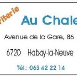 Friterie Au Chalet Habay-La-Neuve.