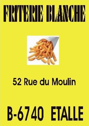Friterie Blanche - Etalle