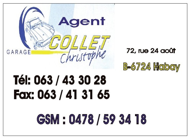 Garage COLLET Christophe - HOUDEMONT