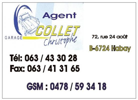Garage COLLET - HOUDEMONT