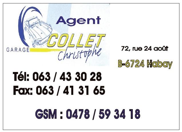 Garage COLLET - HOUDEMONT