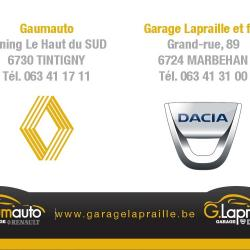 Garage Lapraille - Marbehan