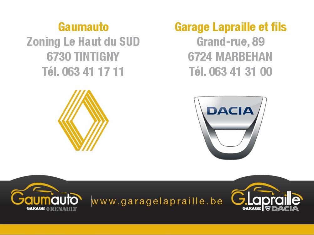 Garage Lapraille - TINTIGNY