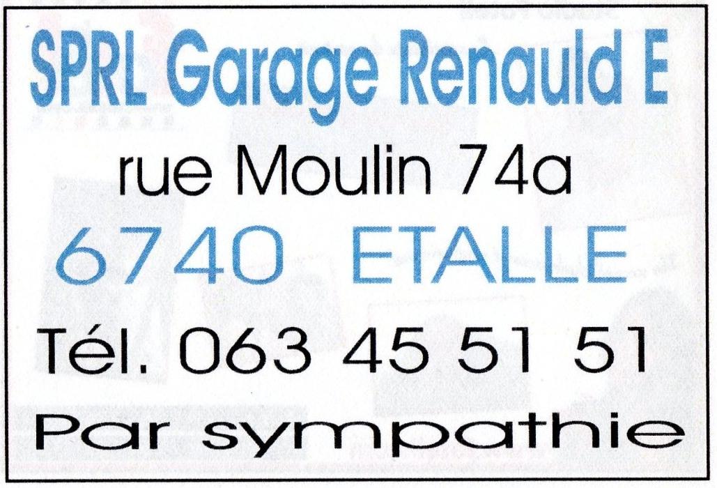 Garage RENAUD - ETALLE
