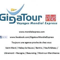 Gigatour - Saint-Mard et Habay