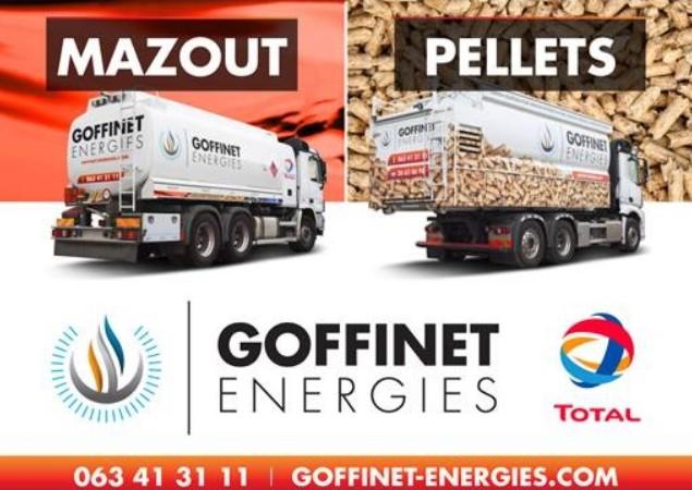 GOFFINET Energies - HOUDEMONT