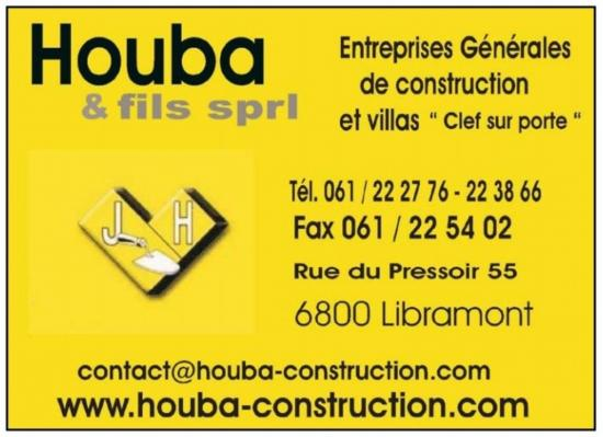 Entreprise HOUBA - LIBRAMONT