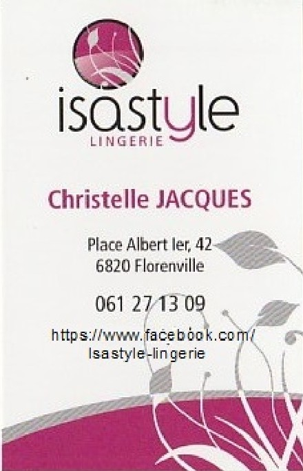 Isastyle - Florenville
