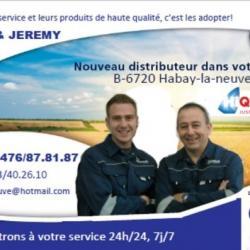 Jacky & Jérémy Goffinet (Mazout) Habay-La -Neuve.