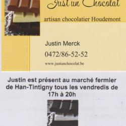 Just' un chocolat - Houdemont