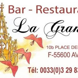 La Grange Bar Restaurant - F55600 AVIOTH
