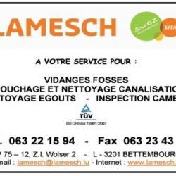 LAMESCH - Bettembourg (GD Lux)