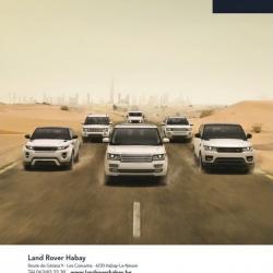Land Rover - Habay