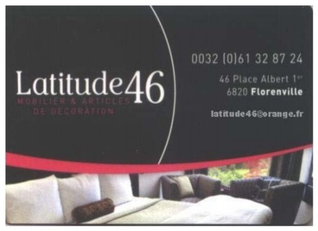 Latitude 46 - Florenville