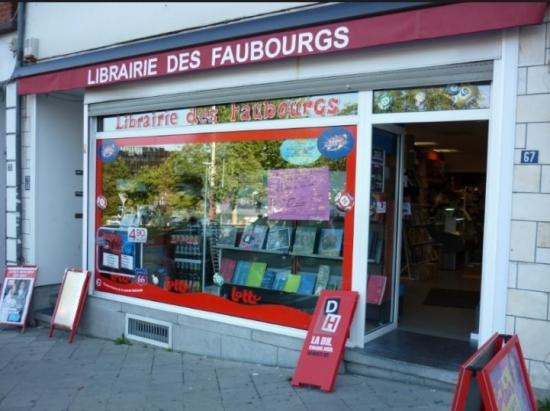 Librairie des Faubourg - ARLON