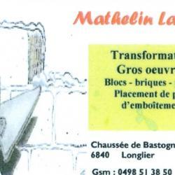 Mathelin Laurent- Longlier