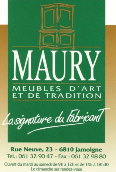 Meubles Maury