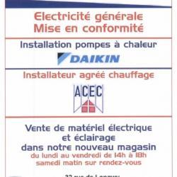 MRG ELEC - AUBANGE