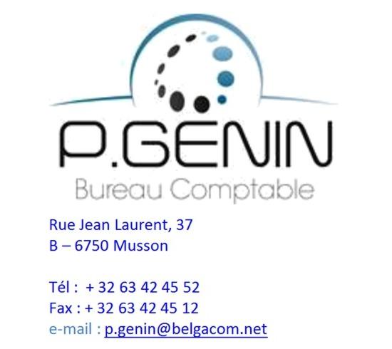 P.GENIN MUSSON - Bureau comptable