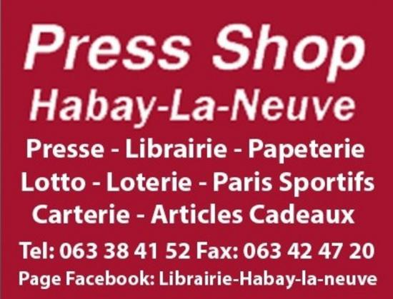 Press Shop - Habay La Neuve