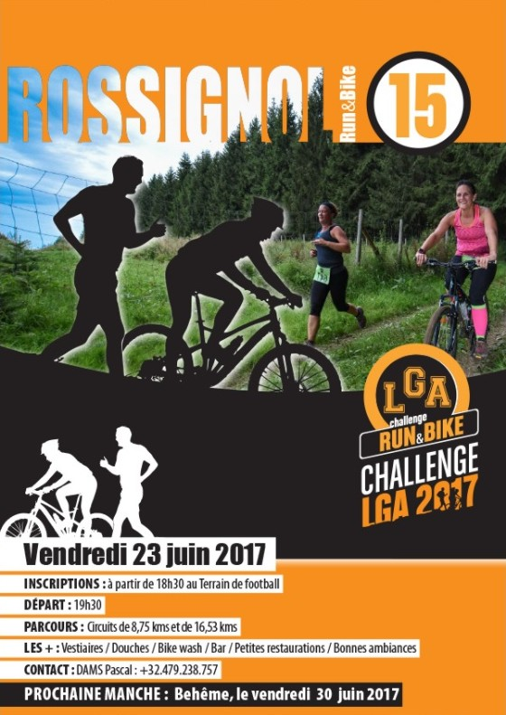 Run & Bike à Rossignol le 230617