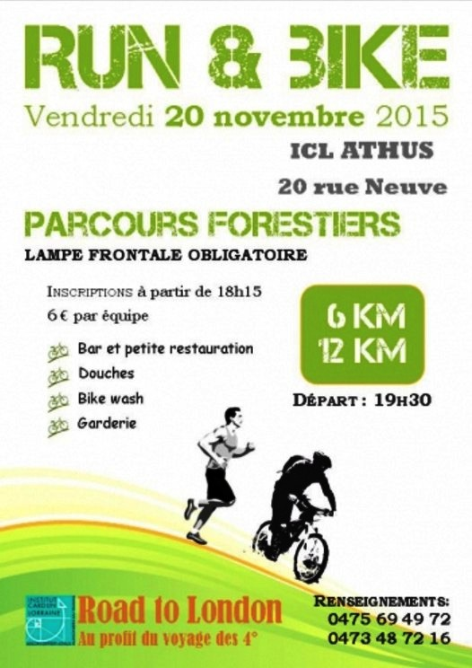 Run & bike Athus le 201115
