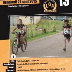 Run & bike Les Fossés(Léglise) le 210815
